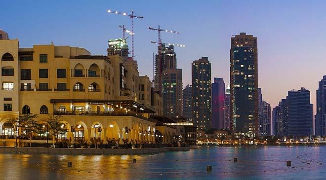 all inclusive Dubai deals