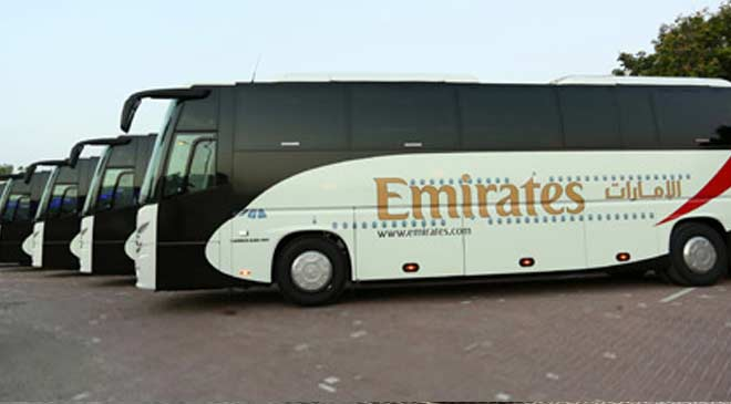 Dubai airport shuttle