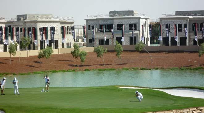 Dubai golf vacation