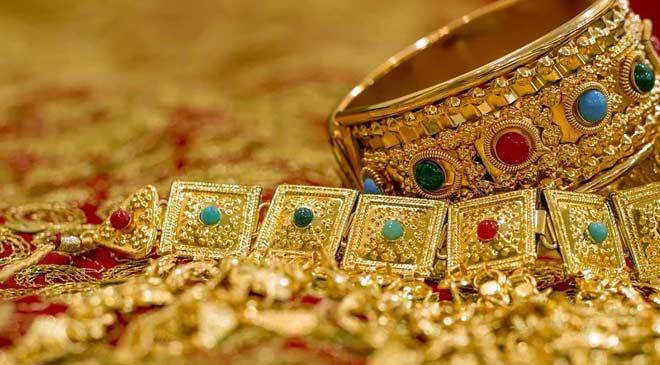 Dubai gold jewellery shopping